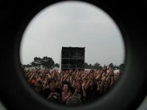 Musik-Festivals heutzutage