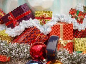 Weihnachten, Shopping und Geschenke