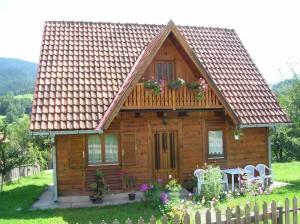 Holzbalkenhaus - Überblick über die Vorteile