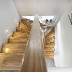Treppen: unterschiedliche Arten und Typen