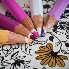 Malbuch für Erwachsene – mindern Stress, entspannen und wirken kreativ