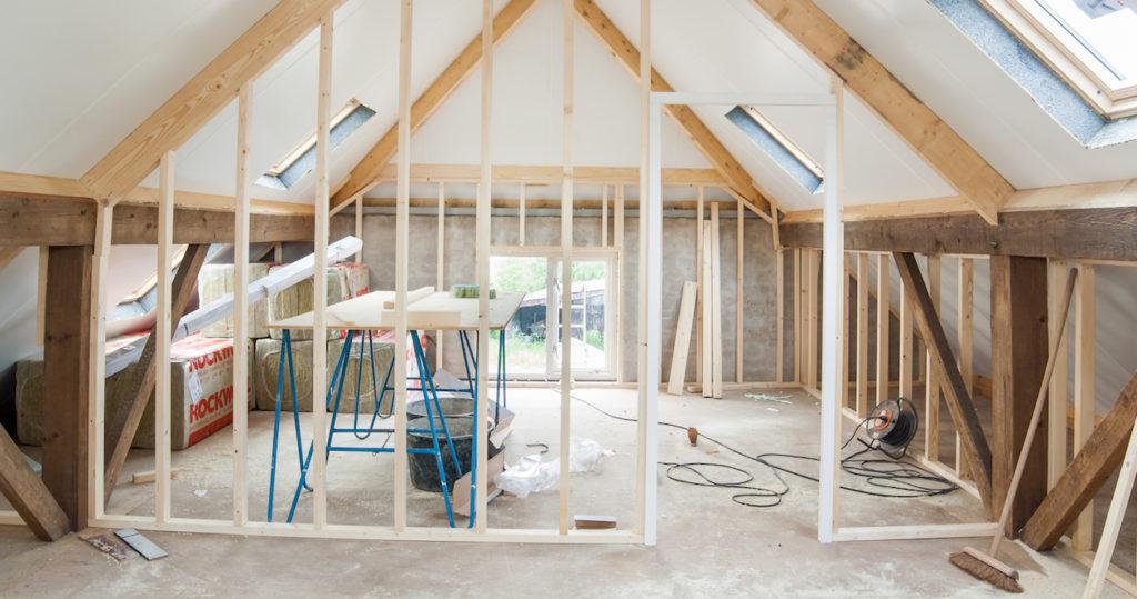 Trockenbau - perfekte Wände und Decken im Innenbereich
